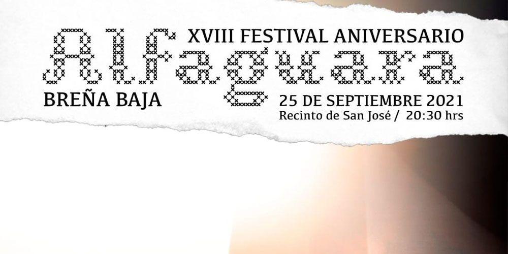 XVIII Festival Aniversario Alfaguara
