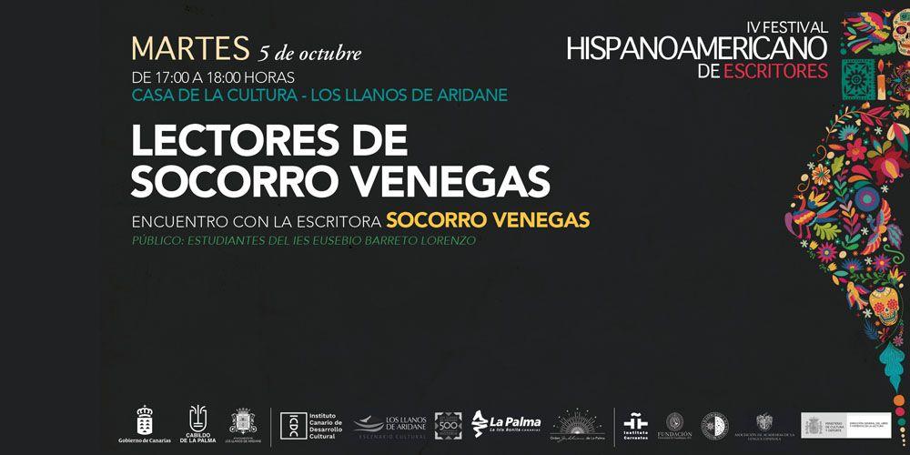 LECTORES DE SOCORRO VENEGAS