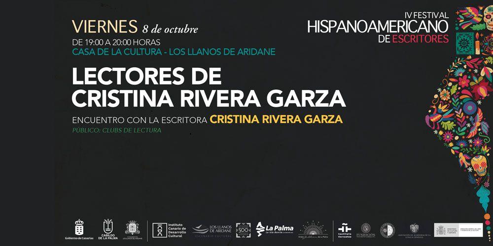 LECTORES DE CRISTINA RIVERA GARZA
